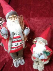 Kerstmarkt 2020 - kerstmannen