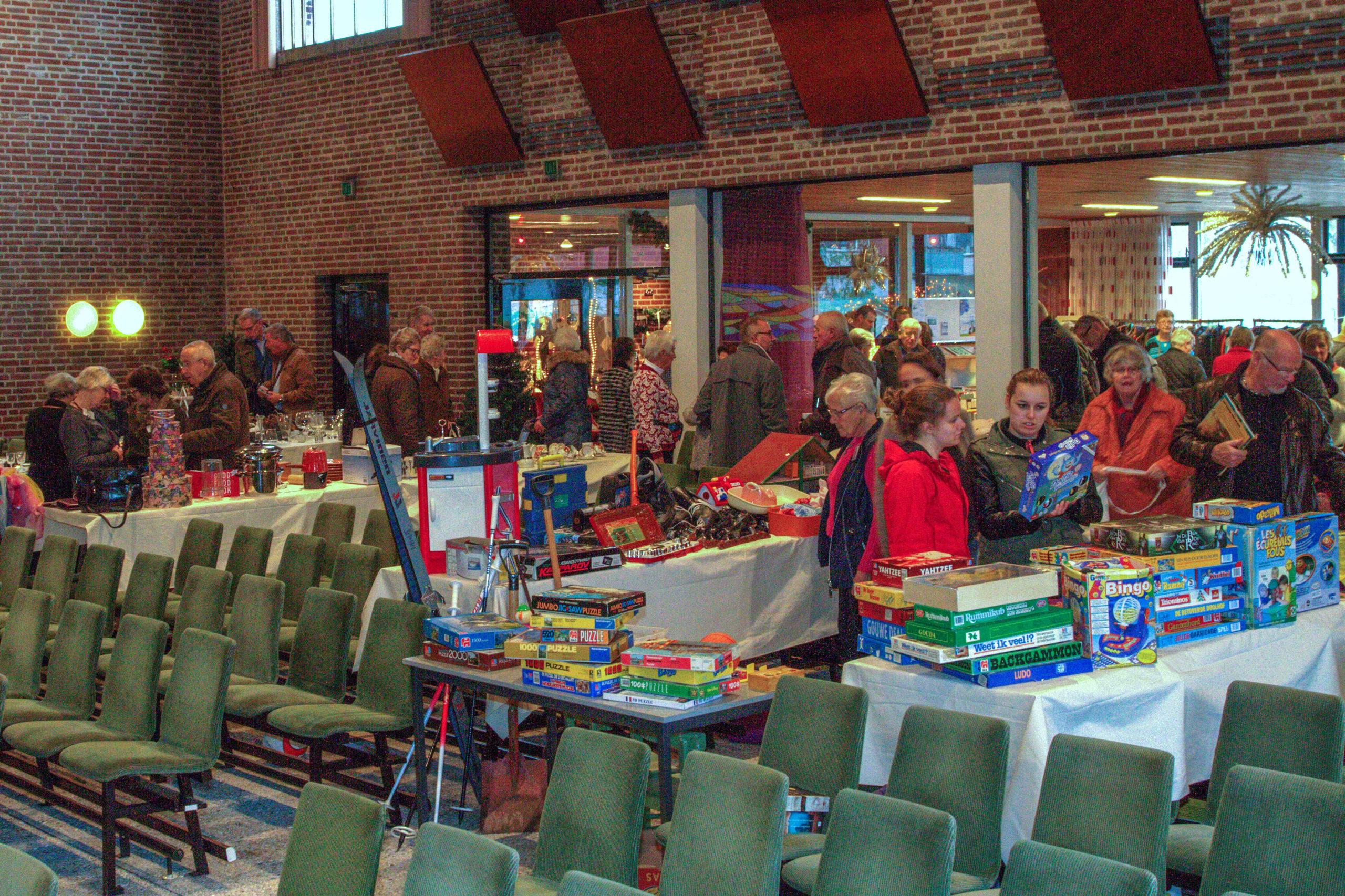 rommelmarkt Waddinxveen